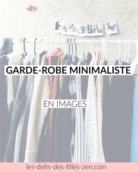 Garde Robe Minimaliste Femme by Ma Garde Robe Minimaliste Ce Qu Contient Trucs