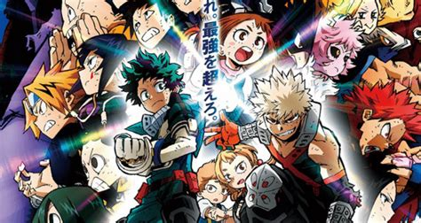 hero academia heroes rising trailer released