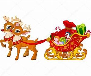 Traineau Du Père Noel : sleigh of santa claus stock vector dazdraperma 16147211 ~ Medecine-chirurgie-esthetiques.com Avis de Voitures