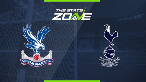 2019-20 Premier League – Crystal Palace vs Tottenham ...