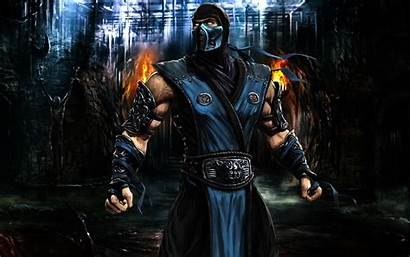 Mortal Kombat Zero Sub Wallpapers Kang Liu