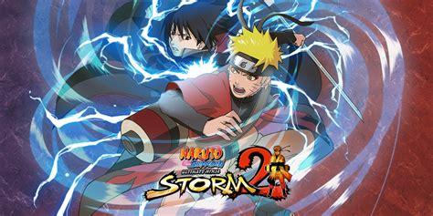 Naruto Shippuden Ultimate Ninja Storm 2 Nintendo Switch