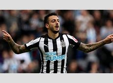 Newcastle United's Joselu vs Brighton's Glenn Murray A