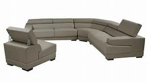 salon en cuir design capitole canape fauteuil With détacher canapé cuir