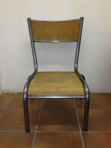 chaise d écolier chaise d 39 écolier mullca la factory de julie