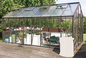 Gewächshaus Für Balkon : gew chshaus 3x5m alu glas fa beckmann firsth he ~ Michelbontemps.com Haus und Dekorationen