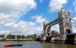 1680x1050 Tower Bridge London desktop PC and Mac wallpaper