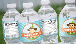 water bottle labels award winning quality stickeryou With how to print on water bottles