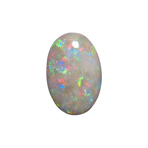 natural white opal large white opal stone unset oval natural white opal
