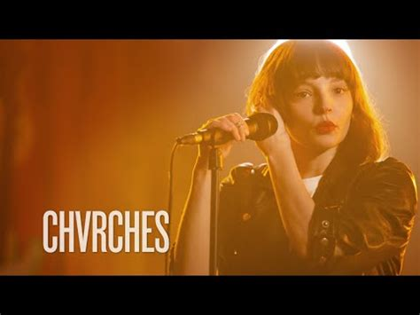chvrches we sink chvrches quot we sink quot guitar center sessions on directv
