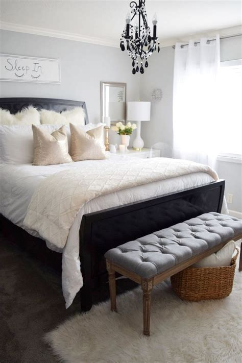 Master Bedroom White Furniture by 25 Best Ideas About Black Bedroom Furniture On Pinterest