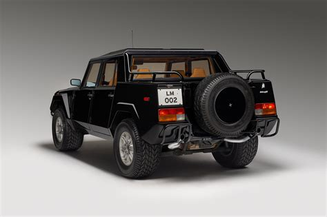 lamborghini lm luxury suv review