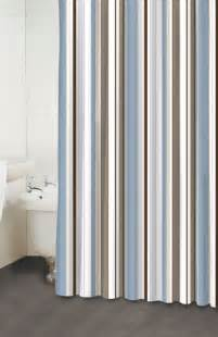 Blue And Brown Shower Curtain Fabric by All Products Cozy Homewares Shower Curtains And Aprons