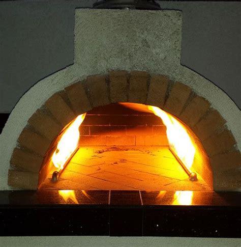 propane wood fired brick pizza oven  brickwood ovens