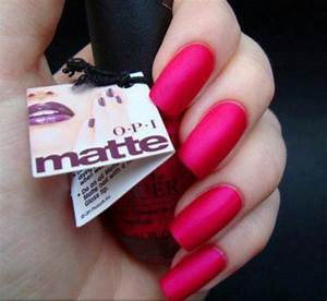 Pink matte nails | Hair and beauty | Pinterest