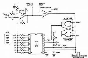 index 44 electrical equipment circuit circuit diagram With analog flip flop