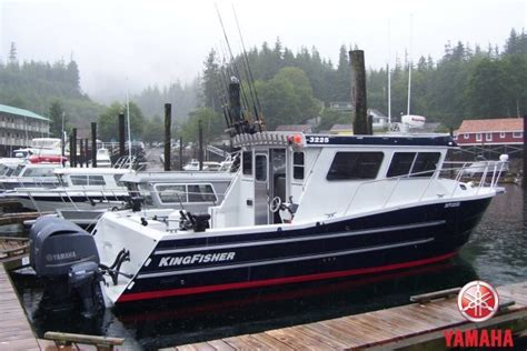 Kingfisher Boats For Sale B C by Research 2012 Jetcraft Boats Kingfisher 3325 On Iboats