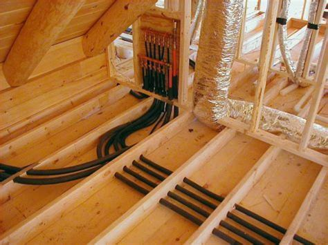 Radiant Heat System Installation Mendon, MA   Boucher