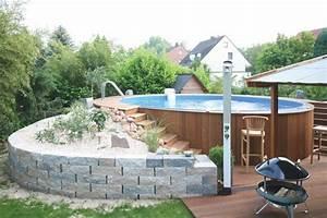 Pool Mit Holz : gut holz ~ Orissabook.com Haus und Dekorationen