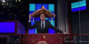 The Best of the Late Show's Big Furry Hat