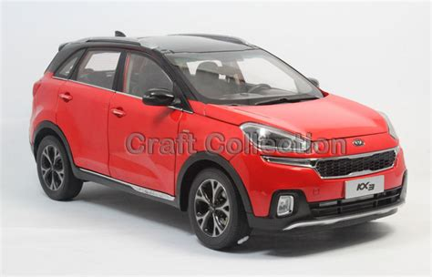 kia sportage policy car alloy suv model diecast cars  toy car gifts craft miniature biznes