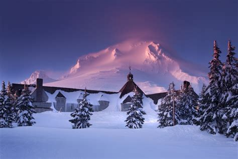 Calvin And Hobbes Background Timberline Lodge