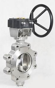 Manual Valves - Lugged Butterfly Valves
