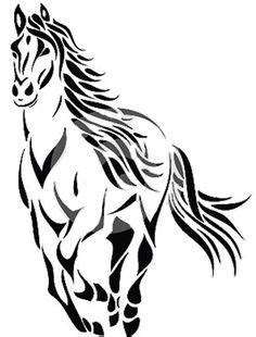 horse coloring pages for girls - Printable Kids Colouring