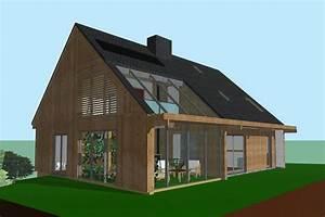 Maison Bioclimatique Passive : la maison bioclimatique cologique et performante ~ Melissatoandfro.com Idées de Décoration