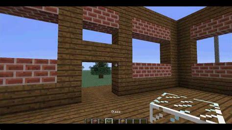 minecraft spruce wood house  youtube