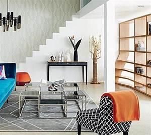 Lampadaire Design Salon : lampadaire design par delightfull pour une lumi re inspiratrice ~ Teatrodelosmanantiales.com Idées de Décoration