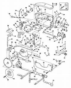 Evinrude Remote Control Parts For 1974 70hp 70473m