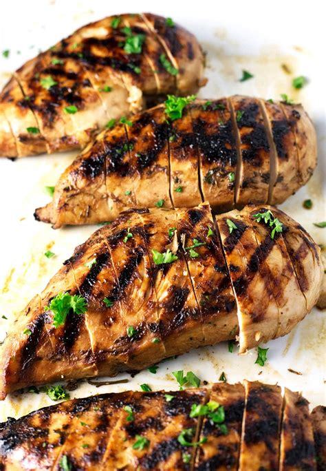 best grilling best juiciest grilled chicken breast so damn delish