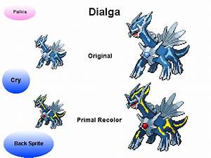 Dialga and Palkia Primal Recolors remix on Scratch