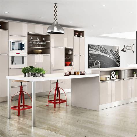 choisir une cuisine cuisine grise maison