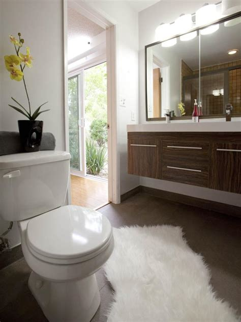 Before And After Small Bathrooms by 20 Small Bathroom Before And Afters Hgtv