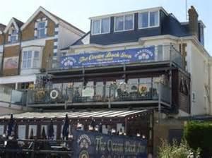 ocean deck sandown isle of wight po36 8ae pub details