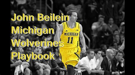 john beilein michigan wolverines offense youtube