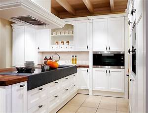 Kuche landhausstil weiss rheumricom for Küche landhausstil