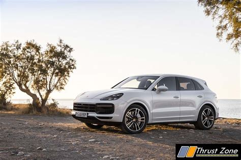 Porsche Cayenne Turbo Price by 2018 Porsche Cayenne Turbo India Launch Price Specs