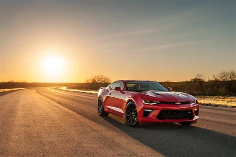 751 Hp Hennessey Camaro Ss Tested To 202.1 Mph