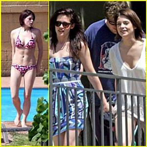 The gallery for --> Riley Keough And Kristen Stewart Look ...