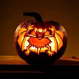 Halloween Kürbis Schablone : die besten 25 k rbis schnitzen anleitung ideen auf ~ Lizthompson.info Haus und Dekorationen