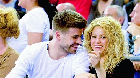 Gerard Pique Opens Up About Shakira
