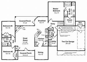 Ranch Style House Plans with Basement Inspirational Ranch ...