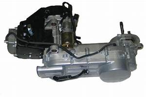 China 4-stroke 50cc Engine