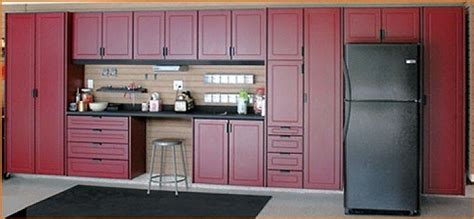 garage workbenches  good  cabinets garage cabinets