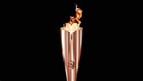 tokyo  reveals olympic torch design ambassadors