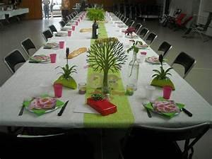 Décoration De Table Anniversaire : deco de table 80 ans ~ Melissatoandfro.com Idées de Décoration