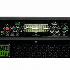 Trace Elliot 1215 Bass Combo Amplifier 500w 2000s Uk